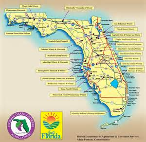 florida breweries map try florida wines