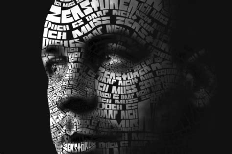 typography tutorials photoshop for beginners inspiration 30 typographic portraits