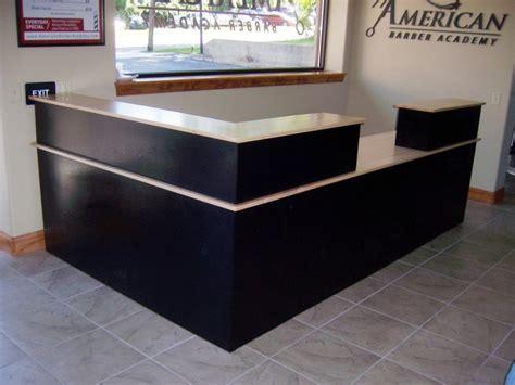 maple reception desk custom maple reception desk country furniture