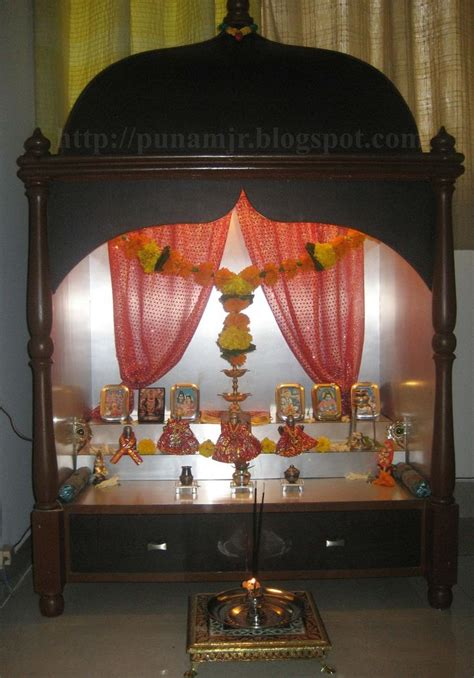 17 best images about pooja room design on