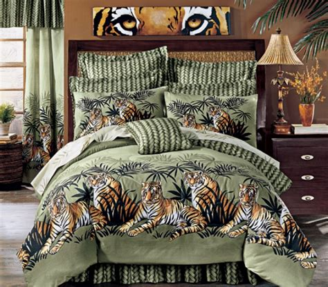 white tiger bed set white tiger bedding sets 183 storify