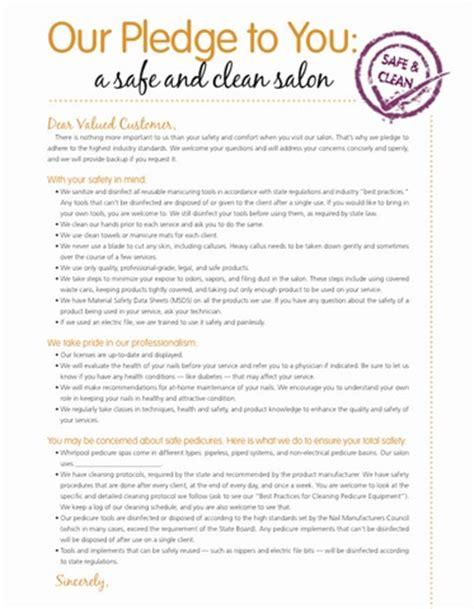 Nail Salon Equipment Checklist Best Nail Designs 2018 Free Salon Employee Handbook Template