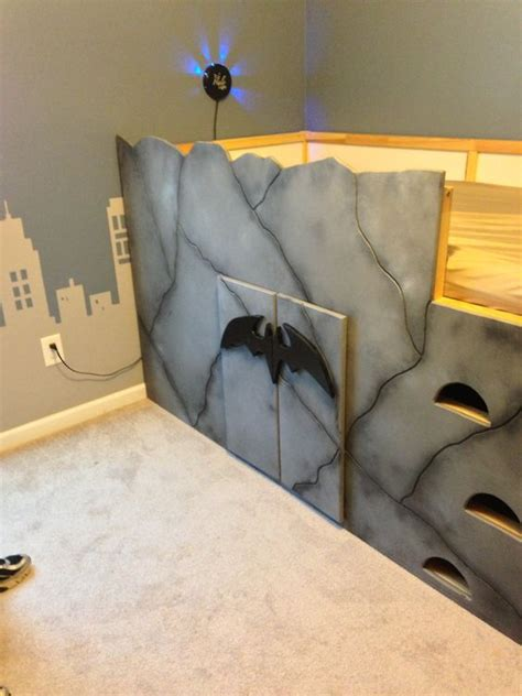 bat cave bedroom loft beds we and caves on pinterest