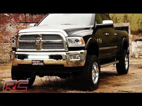 country dodge ram light bar bumper mounts