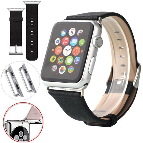 New Color Premium Sport Band For Apple Iwatch 38mm 42 Mm 2015 best genuine leather wrist band for apple iwatch 38mm 42mm many colors bug