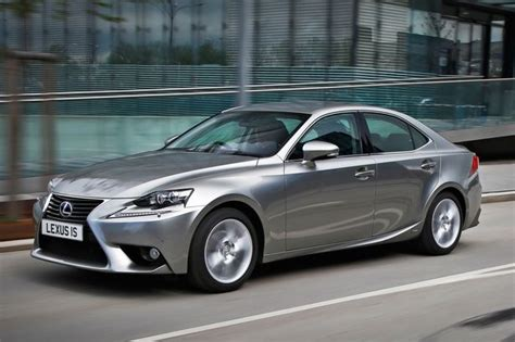 lexus is leads the way for enjoyable hybrid cars daily
