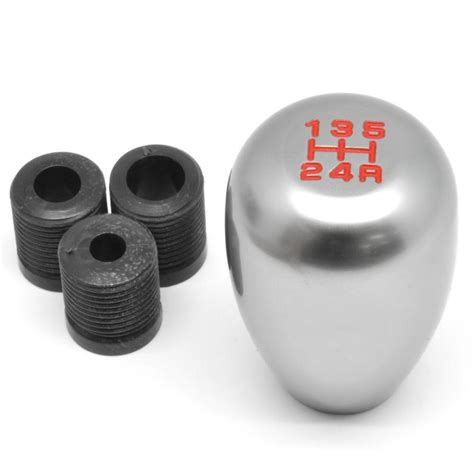 5 Speed Shifter Knobs by New Fashion 5 Speed Shift Knob Shifter Stick Nob Grey