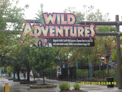 theme park valdosta wild adventures picture of wild adventures theme park