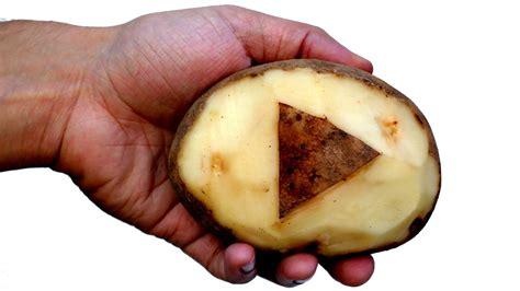 A Potato by How Is Like A Potato