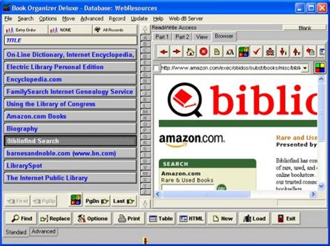 software tour book inventory software for book collectors