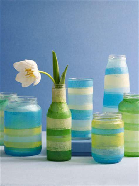 Crafts With Vases by Diy Vase Craft Easy Vase Crafts