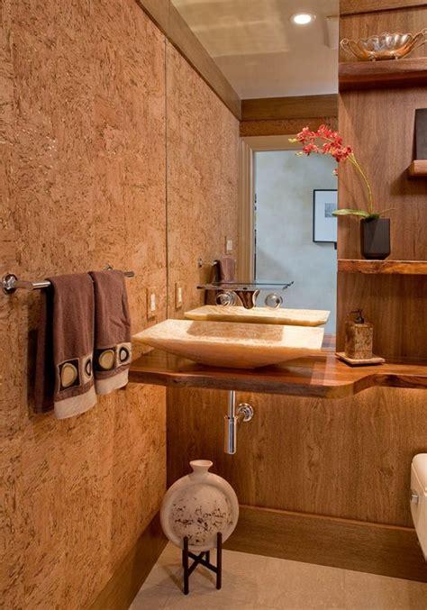 wonderful Cheap Bathroom Decor Ideas #5: probkovyie-paneli-dlya-sten-prirodnaya-krasota-v-interere-13-600x858.jpg