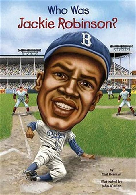 Jackie Robinson Graphic Biography sad or biography books shelf
