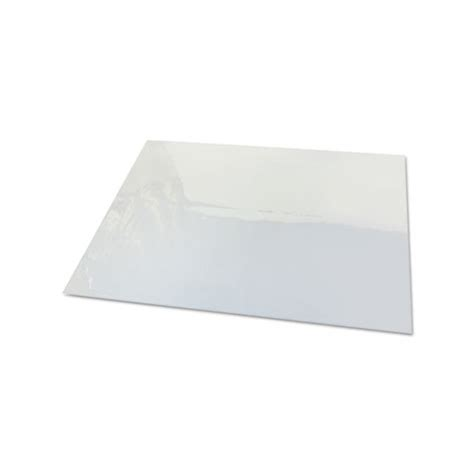 Polycarbonate Desk Protector by Artistic Second Sight Clear Plastic Desk Protector