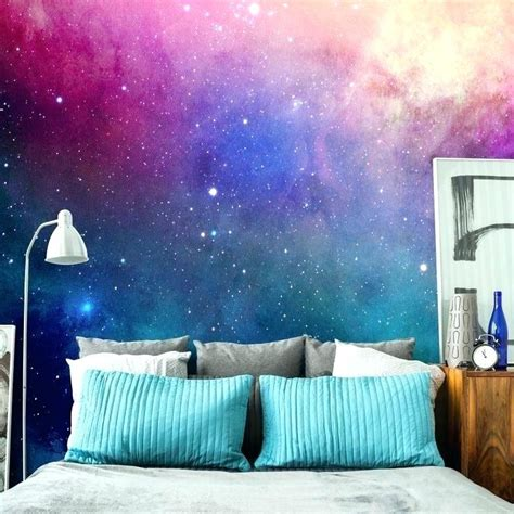 galaxy wallpaper bedroom galaxy themed room eurecipe com