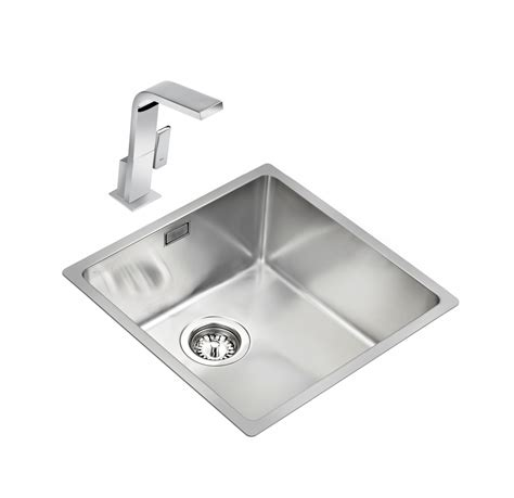 Teka Kitchen Sink Teka Linea 400 400 Sinks Stainless Steel Polished Kitchen Sink Sink Sink Ebay
