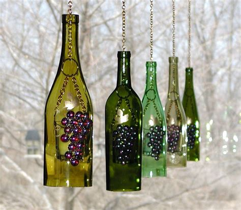 how to make a wine bottle l make your own wine bottle lantern house interior design