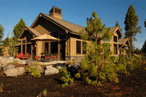 Cabins In Bend Oregon the cabins at caldera springs on behance