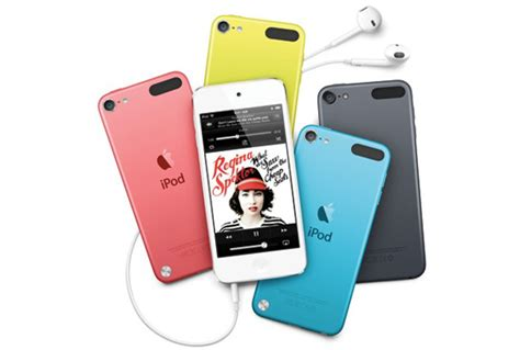 Apple Ipod Touch 2012 new 2012 ipod touch and ipod nano