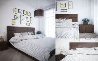 Home Design Bedding Bedroom Scandinavian Design Bed Along With Unique