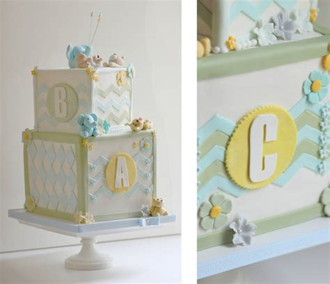 Baby Shower Cakes With Blocks by Alison S Baby Block Shower Cake The Couture Cakery