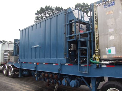 hydration unit for sale due 43047 60bbl hydration unit used equipment