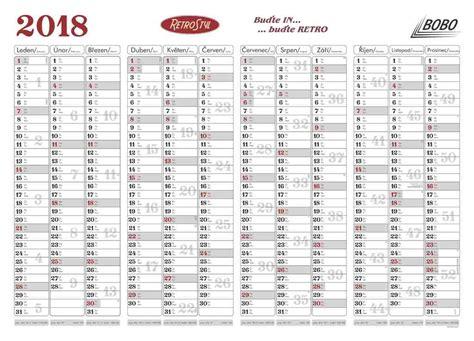 kalend 225 ř n 225 stěnn 253 2018 retro pl 225 novac 237 mapa bobo blok