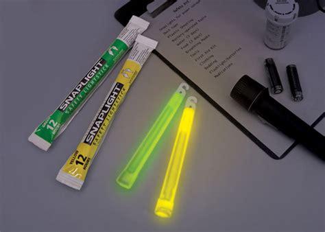 snaplight safety light stick snaplight 6 15cm lightstick cyalume technologies