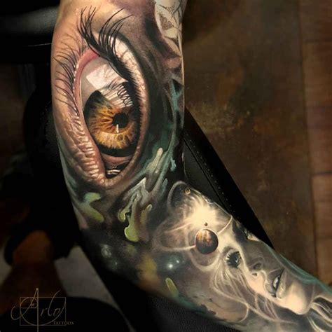 hyper realistic tattoos 25 best realistic sleeve ideas on
