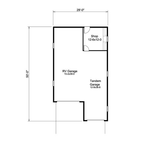 3 car garage floor plans traveller 3 car garage plans