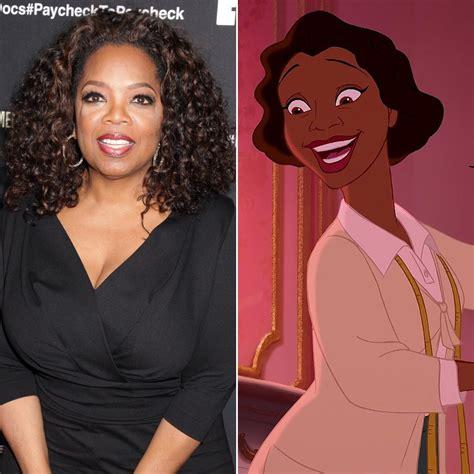 oprah winfrey voice over 10 surprisingly good celebrity voice overs fudge animation