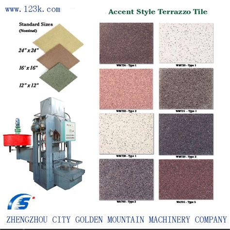 idea terrazzo terrazzo tile machine tile design ideas