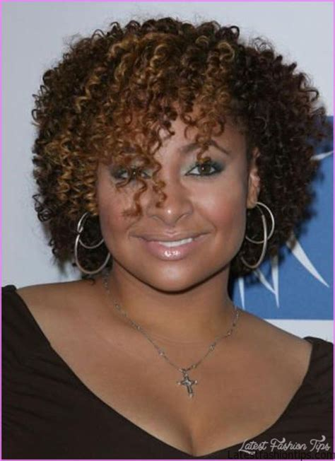 cute curly hairstyles for black women latestfashiontips