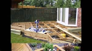 Small Garden Decking Ideas Small Garden Decking Ideas