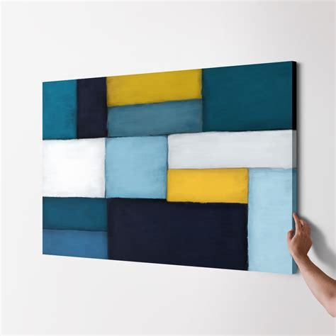 marquesina imagenes html horizontal cuadro abstracto geometr 237 a vol 4 horizontal cuadros para