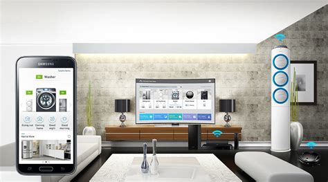 samsung is banking on smart home where everything in your