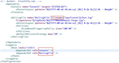 template xml error statuslogger no log4j2 configuration file found
