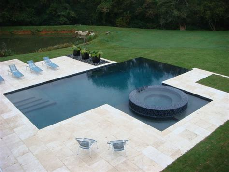 contemporary pools swimming pool designs contemporary pool atlanta by