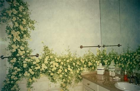 gemalte badezimmer ideen 27 wandmalerei ideen f 252 r ihre einzigartigen w 228 nde