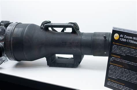 Lensa Nikon Termahal Yuk Kita Lihat Lensa Dslr Terpanjang Dan Termahal Di Dunia Buatan Nikon Zoom Nikkor 1200 1700mm