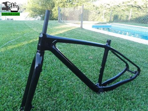 vendo cuadro mtb cuadro 29er generico full carbon nueva bicicleta en