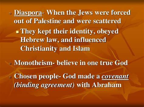 Comparative religion part 3 Explain Hebrews