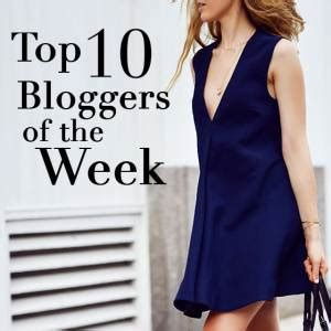 A Peek At Vogues Weekly Top Ten Best Dressed List And by Top 10 Of The Week 187 The Look