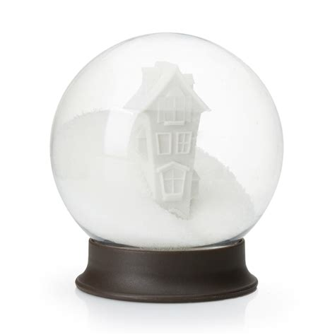 sugar house sugar house snow globe sugar bowl homeware furniture and gifts mocha