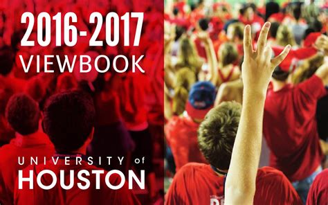 Uh Office Of Admissions by Uh 2016 2017 Viewbook By Of Houston Office Of