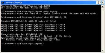 test ping adsl usare tracert e ping per individuare problemi di