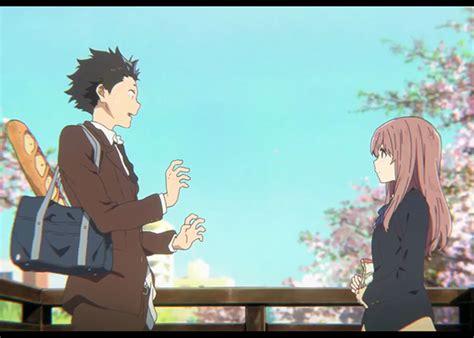 film anime koe no katachi le film anime a silent voice koe no katachi en trailer 2