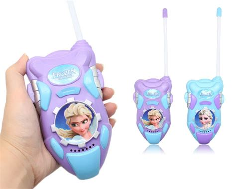 New Walkie Talkie New Frozen 12 for a quot frozen the quot inspired walkie talkie