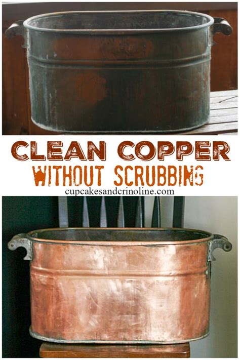 how to clean a copper 14 best copper pots and information images on pinterest