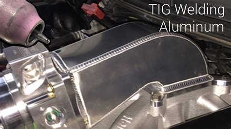boat gas tank fabrication tig welding aluminum fabrication intake elbow http www